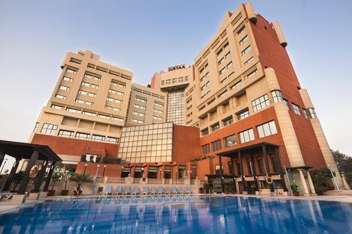 The Suryaa New Delhi - New Delhi - Rakennus