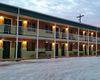 King's Inn - Belle Fourche - Edificio