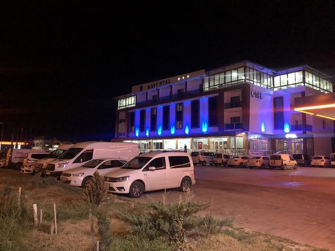 Mavi Otel Aksaray - Aksaray - Building
