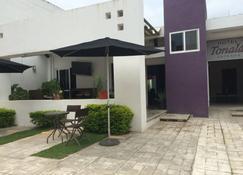 Hotel Tonala - Tonalá - Patio