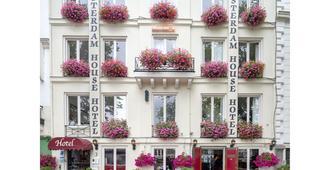 アムステルダム ハウス ホテル - アムステルダム - 建物