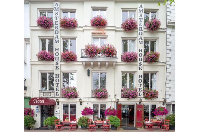 Amsterdam House Hotel - Amsterdam - Rakennus
