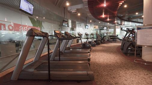 A-One Star Hotel - Pattaya - Gym