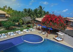 波薩達恩康特羅阿瓜斯旅館 - 馬拉戈日 - 馬拉戈日 - 游泳池