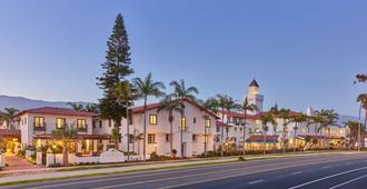 Mar Monte Hotel, In The Unbound Collection By Hyatt - Santa Barbara - Toà nhà