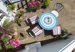 Gleneagles Guesthouse - Southend-on-Sea - Patio