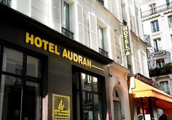 Hotel Audran - Paris - Toà nhà