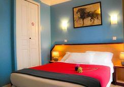 Hôtel Audran - Paris - Schlafzimmer
