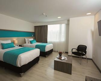 Best Western Duitama Nivari Hotel - Duitama - Bedroom