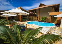 Vivá Barra Hotel Pousada - Barra de São Miguel - Piscina