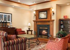 Country Inn & Suites by Radisson, Paducah, KY - Paducah - Sala de estar
