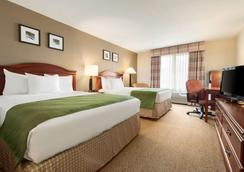 Country Inn & Suites by Radisson, Paducah, KY - Paducah - Makuuhuone