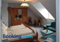 Pension & Gasthaus Kahren - Chociebuż - Sypialnia