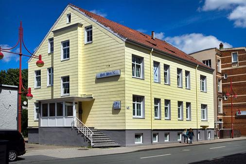 Hotel Neun 3/4 - Celle - Rakennus