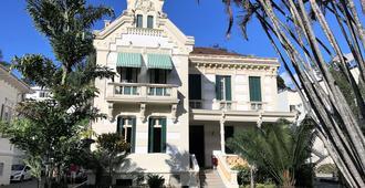 Hotel Casablanca Imperial - Petrópolis - Edificio