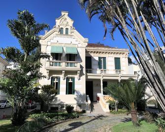 Hotel Casablanca Imperial - Petrópolis - Building