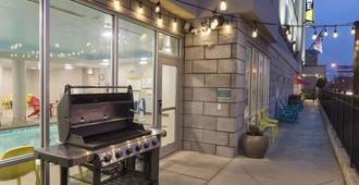 Home2 Suites by Hilton Louisville Downtown NuLu - Louisville - Outdoors view