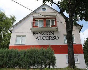 Penzión Al Corso - Banska Bystrica - Gebouw