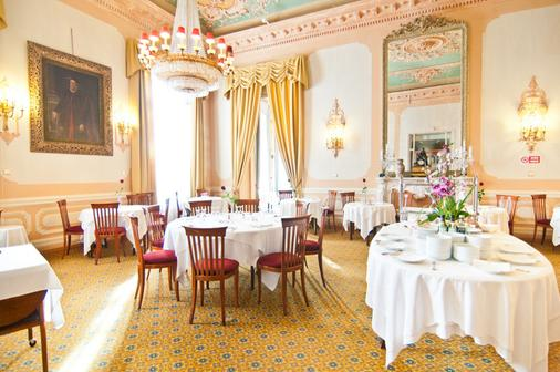 Grand Hotel De Londres - San Remo - Banquet hall