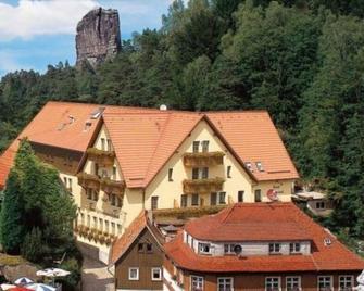 Amselgrundschlößchen - Rathen (Saxony) - Building