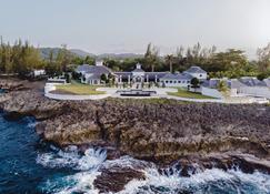 Trident Hotel - Port Antonio - Outdoor view