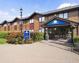 Days Inn by Wyndham Durham - Durham - Edificio