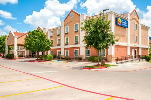 Comfort Inn & Suites Near Medical Center - San Antonio - Rakennus