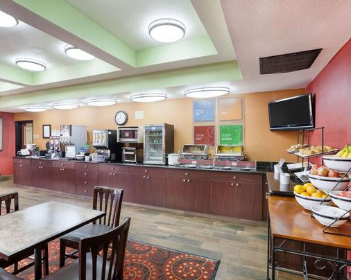Comfort Inn & Suites Near Medical Center - San Antonio - Buffet