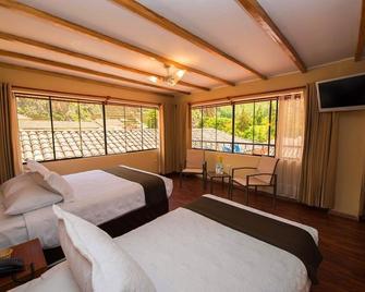 Sol Miranda Hotel - Ollantaytambo - Schlafzimmer