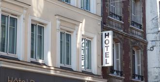 Hôtel Dandy - Rouen - Building