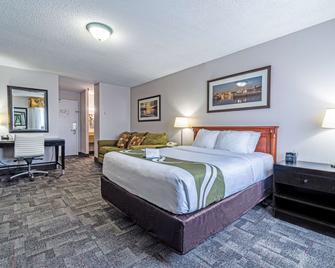 Quality Inn Halifax Airport - Goffs - Bedroom
