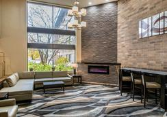 Quality Inn & Suites Mall of America - MSP Airport - Bloomington - Lobby