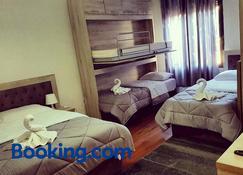 호텔 리비아 - 티라나 - 침실