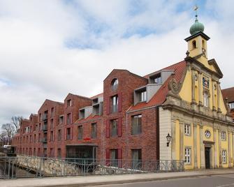 Dormero Hotel Altes Kaufhaus Lüneburg - Luneburg - Building