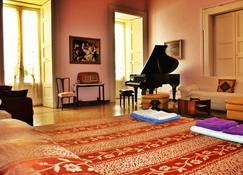 Palazzo Belli B&B - Λέτσε - Κρεβατοκάμαρα
