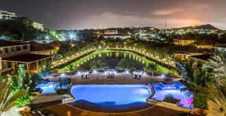 Acoya Curacao Resort, Villas & Spa - ווילמסטאד - בריכה