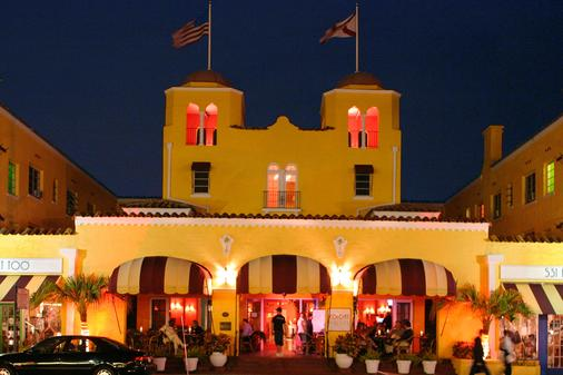 Colony Hotel & Cabaña Club - Delray Beach - Building