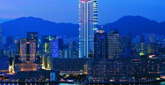Hyatt Regency Hong Kong Tsim Sha Tsui - Hongkong - Näkymät ulkona