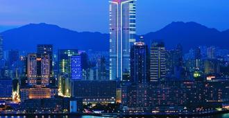 Hyatt Regency Hong Kong Tsim Sha Tsui - Hong Kong - נוף חיצוני