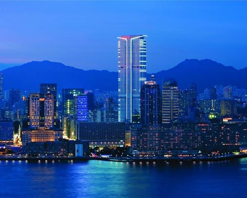 Hyatt Regency Hong Kong Tsim Sha Tsui - Hong Kong - Building