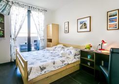 Hostel Moving - Zagreb - Bedroom