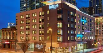 Aloft Denver Downtown - Denver - Bâtiment
