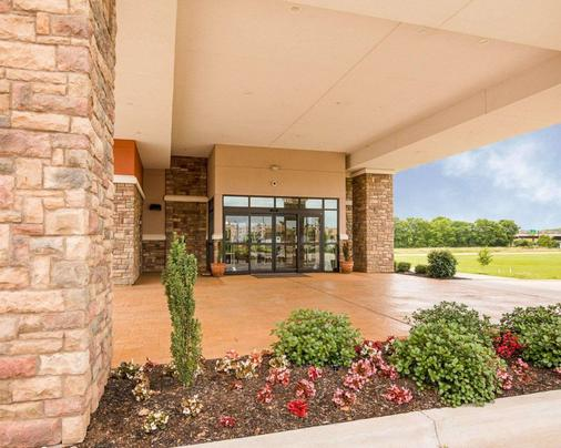Comfort Suites Bossier City - Shreveport East - Bossier City - Rakennus
