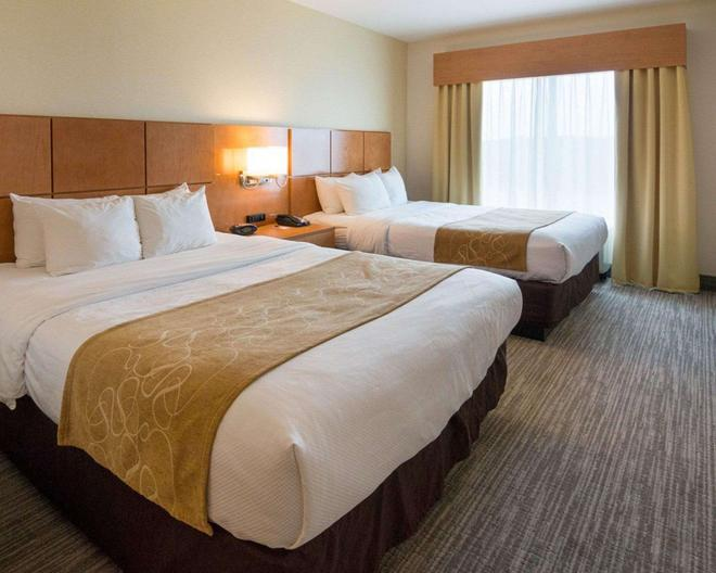 Comfort Suites Bossier City - Shreveport East - Bossier City - Bedroom