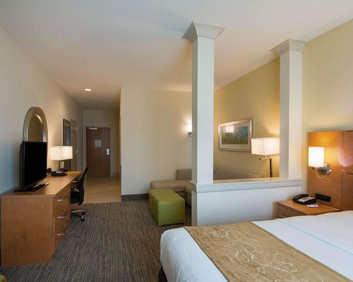 Comfort Suites Bossier City - Shreveport East - Bossier City - Makuuhuone