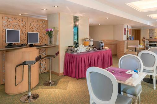 Silka Seaview Hotel - Hong Kong - Business centre