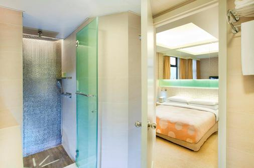 Silka Seaview Hotel - Hong Kong - Bathroom