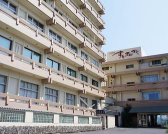 Yukeikohan Suitenkaku - Matsue - Building