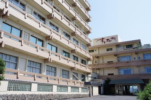 Yukeikohan Suitenkaku - Matsue - Toà nhà