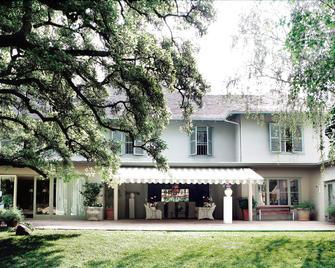 Hoeveld House - Joanesburgo - Edifício